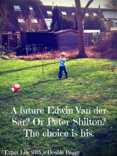 Expat Life With a Double Buggy: 5 things I love about the fact that my sons are both British and Dutch