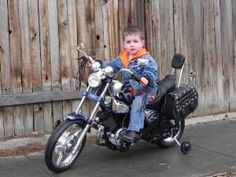 Best Harley Davidson Toys - Kids Ride On Electric Harley Style Motorcycle