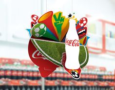 Coca-Cola Mobile, South Africa 2012 on Behance