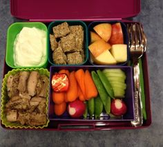 Get Kids' Lunch Ideas | Rock the Lunchbox