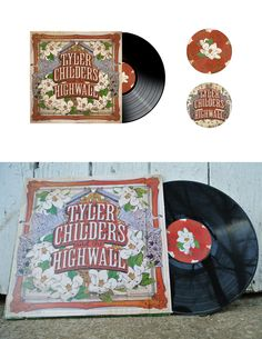 """Tyler Childers and the Highwall on Behance 