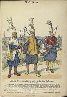 Osmanlı askerleri - Yeniçeri