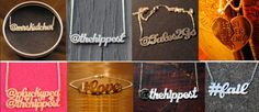 Hashtag Jewelry