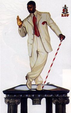 Kappa Alpha Psi (Nupe) Art Prints