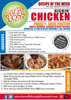 Ideal Protein of Groton, CT / Incredible Weight Loss Center's photo. Ideal Protein of Groton, CT / Incredible Weight Loss Center's photo. Protein Desserts, Protein Diets, Protein Power, Low Carb Recipes, Diet Recipes, Healthy Recipes, Protein Recipes, Recipies, Ideal Protein Alternatives