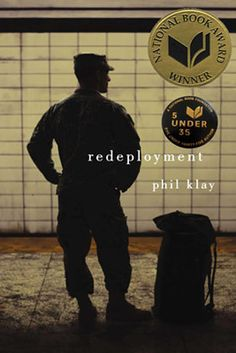 The Fiction award went to Phil Klay for Redeployment. | Here Are The 2014 National Book Awards Winners