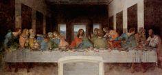 """2. Quale Leonardo ha vivuto nel Milano per 17 anno. Durante il 17 anno, Leonardo ha fatto un grafica """"The Last Supper"""" e il grafica ha rifornito alle il chiesa Santa Maria delle Grazie nel Milano."""