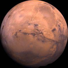 thisgameisrigged: Valles Marineris, Mars (I don't want realism.)