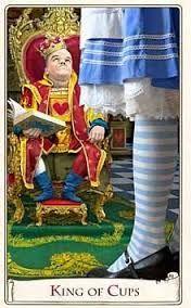 Alice in Wonderland Tarot Cards - Pesquisa Google