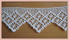 "Items similar to Handmade lace crochet trim ""spider web"",lace filet crochet edge, ecru cotton on Etsy"