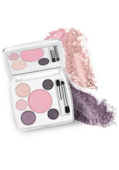 Paris Pinks - em cosmetics by michelle phan. These colors are perfect for my hazel eyes. Has anyone tried em cosmetics? Do they stay on all day or night? Makeup 101, Eye Makeup, Makeup Ideas, All Things Beauty, Beauty Make Up, Homemade Face Wash, Skin Paint, Michelle Phan, Beauty Youtubers