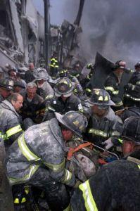 *9/11 rescue scene