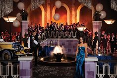 Gatsby is the hottest #Prom theme for 2014. Read our blog post on How to Pull off an Awesome #Gatsby Prom Theme.