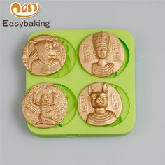 Cheap silicone mold, Buy Quality molde diy directly from China diy silicone mold Suppliers: Nonstick Clay Silicone Molds DIY Art and Craft Totem of Ancient Egypt Holiday Bakeware Sugarcraft Mould for Cupcake