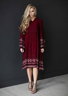 Modest Dresses on sale Modest Dresses, Modest Outfits, Classy Outfits, Modest Fashion, Women's Fashion Dresses, Pretty Dresses, Casual Dresses, Cute Outfits, Modest Clothing