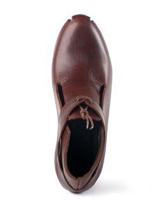 Deux Souliers / ドゥ・スーリエのサンプルコレクション Tongue Heel #1 ハイ・タン・レースアップ・チャンキーヒールシューズ (ブラウン) #DeuxSouliers #ドゥスーリエ #スペイン #spain #ブーツ #ブーティー #boots #プラットフォーム #チャンキーヒール #shoes #シューズ #ブランド #インポート #スリッポン #レザー #シューズ #靴 #靴職人 #ブーティ #ブーツ #ブラック #black #グレー #grey #drdenim #ドクターデニム #ootd #outfit #outfitoftheday #コーデ #コーディネート #commedesgarcons #コムデギャルソン #drmartens #ドクターマーチン #apc #アーペーセー #リンネル #ナチュラル #fashion #ファッション #レディース #メンズ