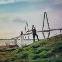 Charleston wedding at Harborside East by Richard Bell Photography