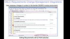 Rational DOORS v9 x Requirements Change Management Options  sc 1 st  Pinterest & Rational DOORS Reporting: Module-of-Metrics DXL Case Study at ...