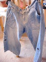"OaSIS pale blue denim ladies shorts size 12(38)in good condition IL20"""