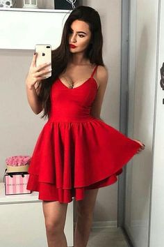 5e494d0ad3 Hot Sale Feminine A-Line Homecoming Dresses