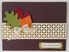 Fall Card Kit 8  Variety of Greetings by DozensOfPaperCuts on Etsy