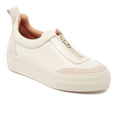 Ganni Women's Poppy Shine Trainers - Biscotti Clothing - Free UK Delivery over £50