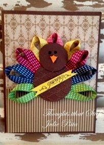 Ribbon Turkey