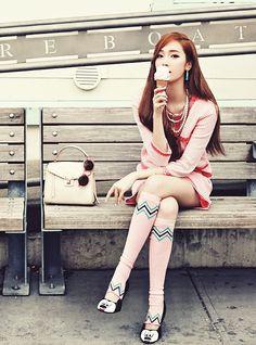 Jessica, jung sooyeon, snsd,sone,soshi,kpop,cute,aegyo,asian,girls generation