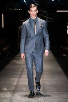 Men's fashion and accessories - Preview 2015 - Fashion Show Collection - Versace 2014