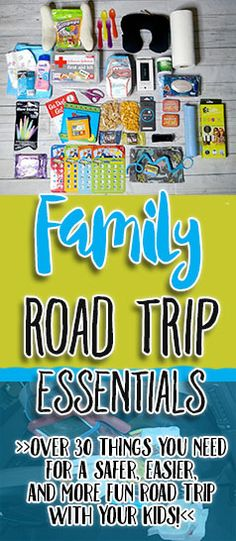 Planning a Road Trip with your kids? After traveling across the ENTIRE US and…