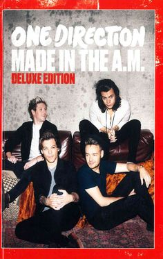 One Direction - Made In The A.M., Yellow