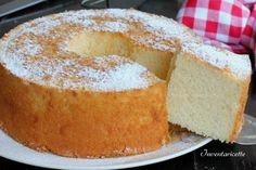 CHIFFON CAKE AL LIMONE sofficissima e senza burro