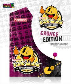 Grunge Pacman
