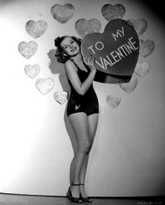Joyce Mathews - Flapper Valentine