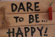 Wooden Signs, Happy, Home Decor, Wooden Plaques, Decoration Home, Room Decor, Ser Feliz, Wood Signs, Home Interior Design