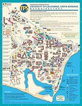 Brandeis University Campus Map