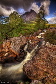 Glen Etive, Scotland  Visit www.exploreuktravel.co.uk for holidays in Scotland