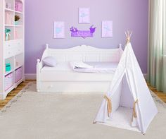 Childs Fabric teepee instructions         I made a progress vlog showing how i made a teepee, identical as the one in the photo just not t...