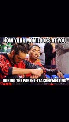 Mom's be like...