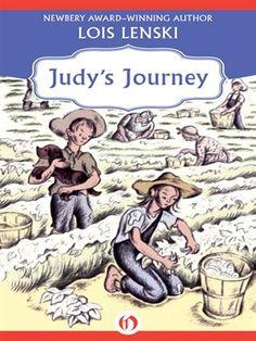 ebook - Judy's Journey by Lois Lenski