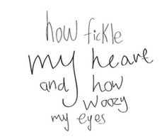 "Mumford & Sons 'Awake My Soul' - ""How fickle my heart and how woozy my eyes"""