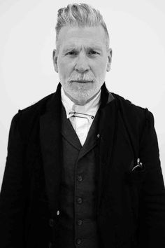 Nick Wooster at LCM AW15 #LCM