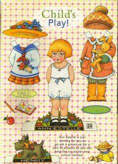 Ann Estelle - Child's Play!