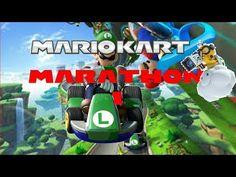 The First Mario Kart 8 Marathon Video!
