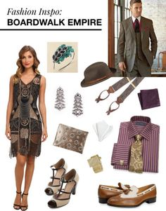 Fashion Inspo: Boardwalk Empire