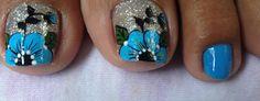 Pink Toe Nails, Bee Nails, Pretty Toe Nails, Summer Toe Nails, Cute Toe Nails, Pink Toes, Cute Toes, Pretty Toes, Toe Nail Art