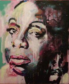 Nina Simone by Barbouilli