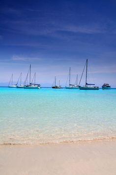 Voutumi Beach, Anti Paxos, Greece