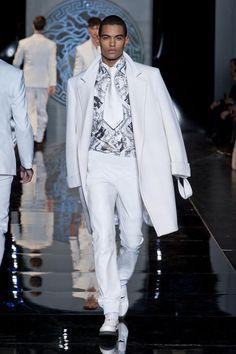 Versace #Milan #Moda #Hombre Otoño/Invierno