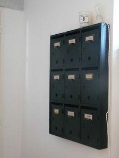 Vintage mailboxes <3
